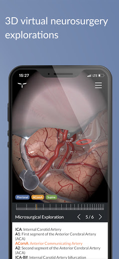 UpSurgeOn Neurosurgery screenshot 5