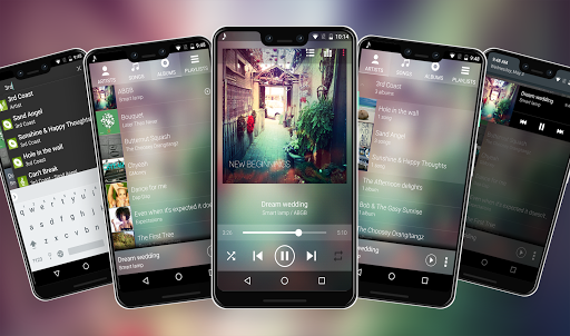 Audio & Music Player screenshot 1