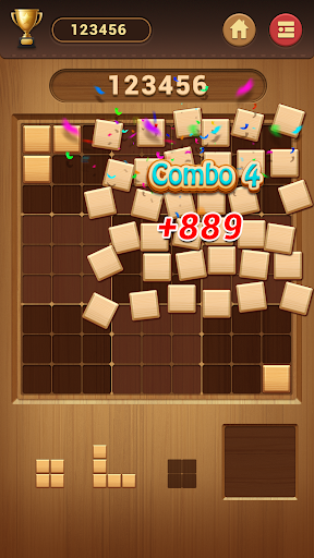 Wood Block Sudoku Game -Classic Free Brain Puzzle screenshot 5