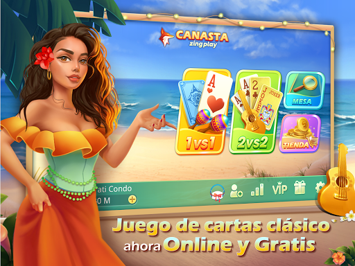 Canasta ZingPlay screenshot 1