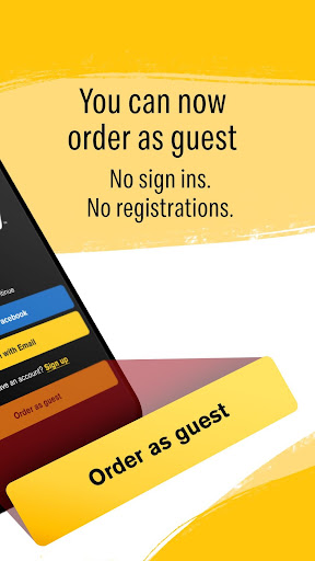 McDelivery PH screenshot 2