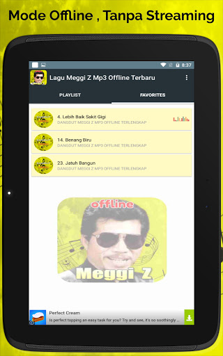 Lagu Meggi Z Mp3 Offline Terbaru screenshot 11