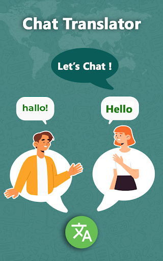 Chat Translator -All language Chat Translator 2021 screenshot 2