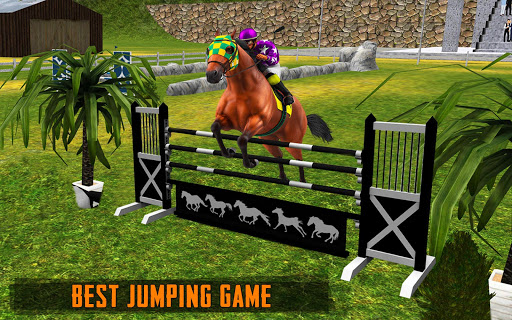 Horse Jumping Simulator 2020 screenshot 13