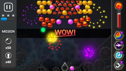 Bubble Shooter Mission screenshot 7