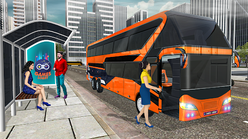 Public Bus Simulator screenshot 1