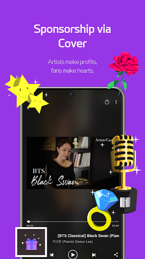 CoverLala - Cover Music Social Audio Platform screenshot 4