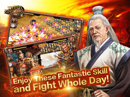 Clash of Three Kingdoms screenshot 8