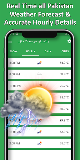 Daily Pakistan Weather Forecast & Updates screenshot 5
