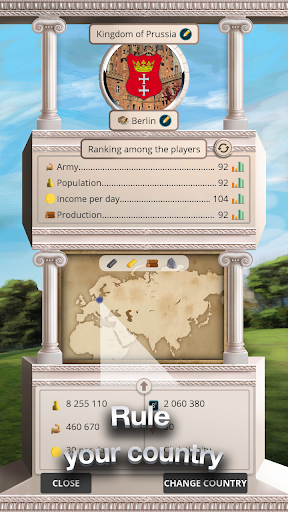 Europe 1784 - Military strategy screenshot 7