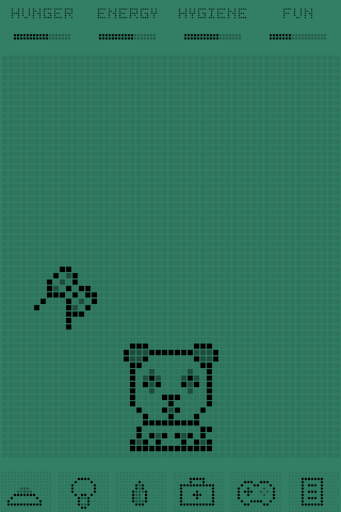 Wildagotchi: Virtual Pet screenshot 2