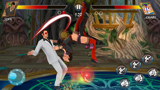 Ultimate battle fighting games 2021 屏幕截图 8