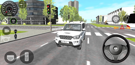 Indian Cars Simulator 3D screenshot 1
