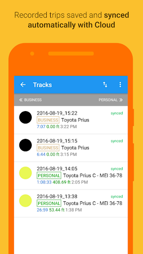 Automatic GPS Vehicle Tracker for Businesses screenshot 4