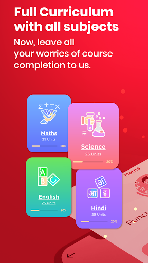 100Marks - The Smart Learning App screenshot 16