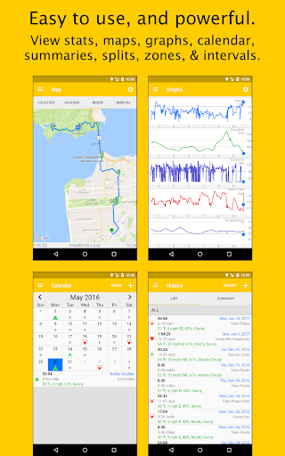 Cyclemeter GPS - Cycling, Running, Mountain Biking screenshot 2