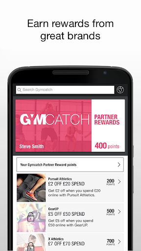 Gymcatch screenshot 5