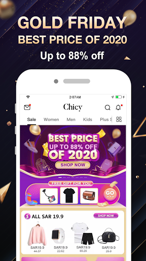 Chicy-Best Deal Online Shopping screenshot 1