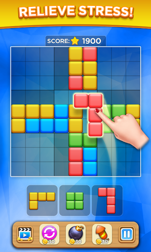 Block Sudoku Puzzle screenshot 2
