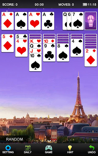 Solitaire! screenshot 2