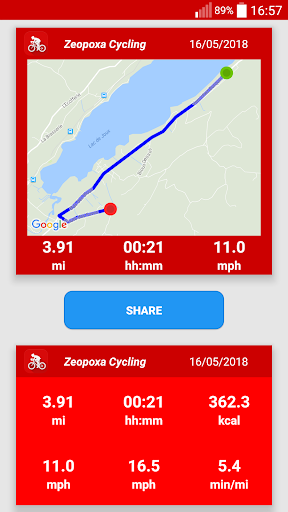 Cycling - Bike Tracker screenshot 5