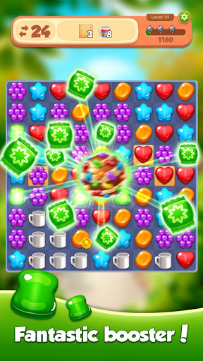 Candy N Cookie : Match3 Puzzle screenshot 4