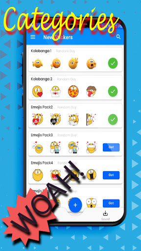 New Stickers for Whatsapp 2021 screenshot 7