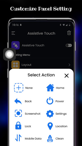 Assistive Touch screenshot 15