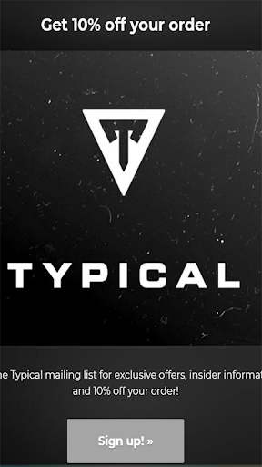 Tipico by Typical Store screenshot 4