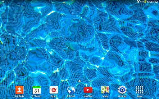 Water Drop Live Wallpaper screenshot 7