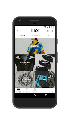 HBX | Shop Latest Fashion & Clothing screenshot 2