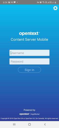 CSMobile for use with Intune screenshot 1