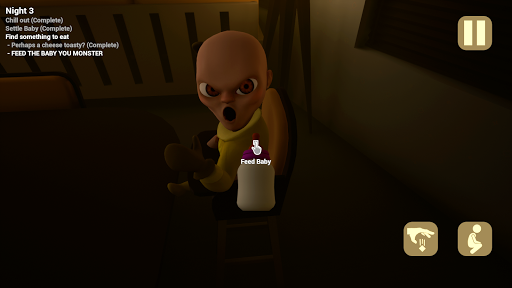 The Baby In Yellow screenshot 5