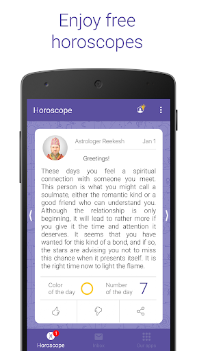 Daily Horoscope and Astrology by Yodha screenshot 1
