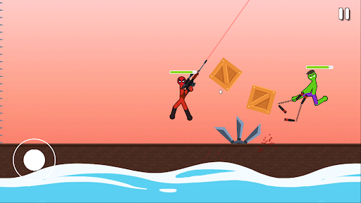 Stickman Fight Supreme Warriors screenshot 6