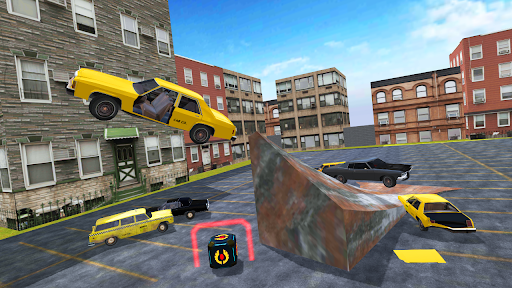 Derby Extreme Simulator screenshot 3