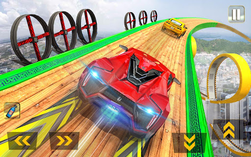 Mega Ramp Stunts Free screenshot 1