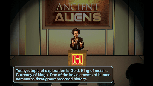 Ancient Aliens: The Game screenshot 2