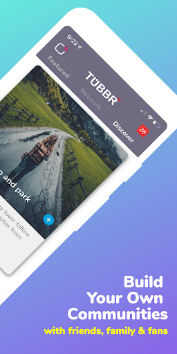 TUBBR | Personal Social Network | By Invitation screenshot 2