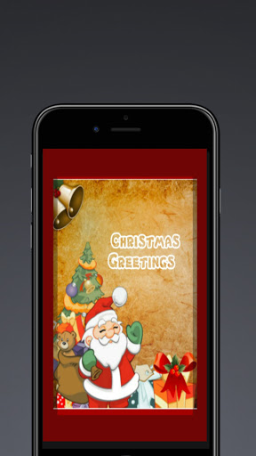 Christmas & New Year Greetings Ecard and GIF capture d ecran 1
