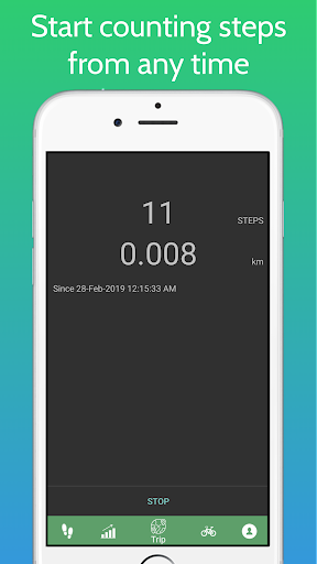 Pedometer screenshot 12