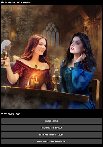 D&D Style Medieval Fantasy RPG (Choices Game) screenshot 10