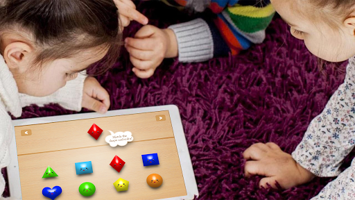 Baby Learning Shapes for Kids screenshot 1