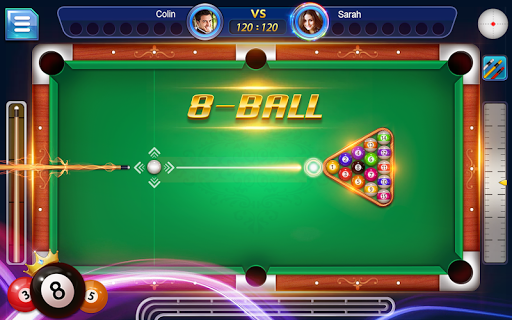 Pool Billiard Master & Snooker screenshot 1