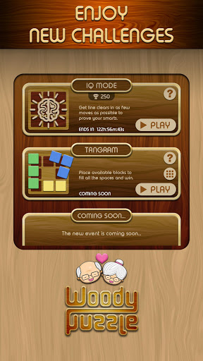 Woody Block Puzzle ® screenshot 1
