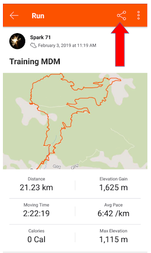 Strava to Relive screenshot 3