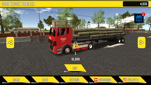 IDBS Truck Trailer screenshot 7