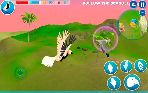 Parrot Simulator screenshot 4