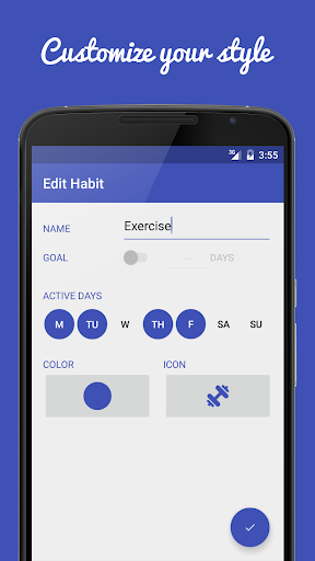 Day by Day • Track & Build Habits, Routines, Goals screenshot 2