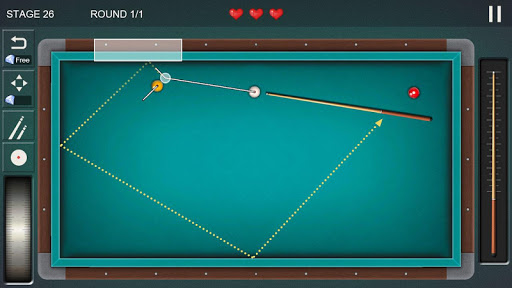 Pro Billiards 3balls 4balls screenshot 14
